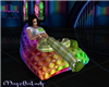 Colorful Beanbag Lounger