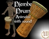 Djembe Drum - Male Av