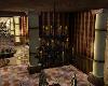 steampunk chandelier