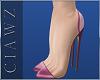 🌷 Claire Heels Pink