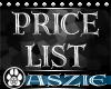 Dev Price List R
