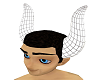 Demon horns mesh