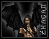 [Z] Demon Wings black