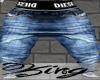 King!!Cargo Diesel Jean