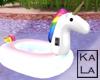 !A Unicorn Float