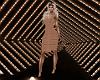 Bronze Coctail Dress