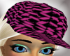 [qmr] pink hat