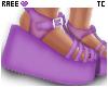 ®Tc.Violet Jelly Plats