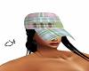 ch)branka hair black cap