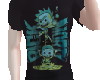 rick and morty tshirt 2