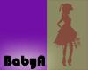 BA Khaki Silhouette Room