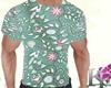 KF*T-Shirt floral