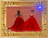 Red Ballroom Gown