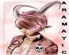 Pink Horns (blk room)