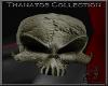 Thanatos Shoulder Skull