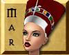 ~Mar Nefer Crown Sil-Red