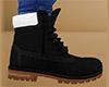 Black Hiking Boots (M)