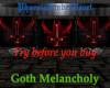 Gothic Melancholy