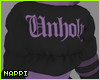 Unholy Jacket   Lavender