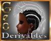Geo PUNKY hair