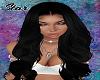 Bianca Black Silk