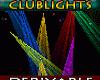 Club rave spotlights
