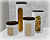 [Luv] Food Canisters