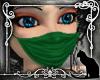 *SK* iNinja Mask Green