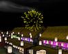 Green, Yellow Firework