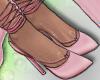 ⓦ KYLIE Pink Heels