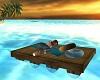 CC Raft Beach Kiss