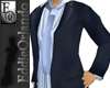 FC Casual Suit Navy#1