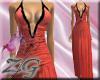 Virginie Dress Red