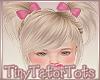 Kids Pigtails Blonde