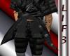 Black Waist Jacket