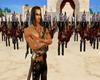 Laraian Swordsman