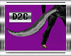 D2C-Sleek Grey Tail