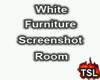 White Furniture Room