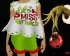 Kid Lil Miss Grinch Set