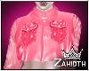 Rose Silk Jacket