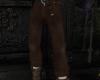 Merlin pants darkbrown