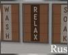Rus Burke Bath Frames
