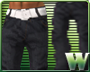 *WW* Viker Belted Jeans