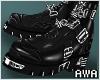 擾 New Rock VK Boots