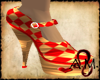 QueenOfHearts- Shoes