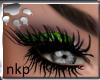 Eyeliner Green w/Glitter