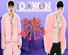Jo Kwon| Fur Shorts