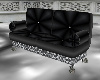 Black Metal Couch