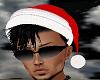 Christmas Santa Hat Hair