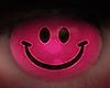 unisex pink smiley
